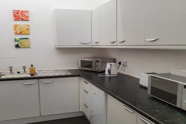 Fitted Kitchen at Amron House